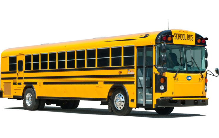 Blue Bird Transit Bus Engine Diagram - Data SET •