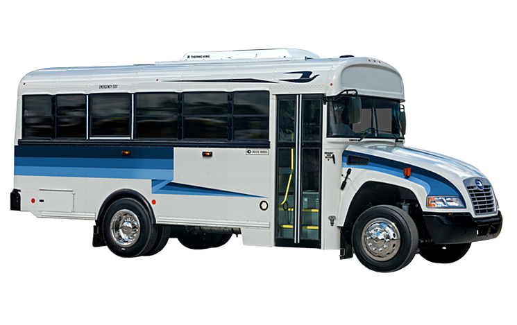 Western Bus Sales   Blue Bird CX2