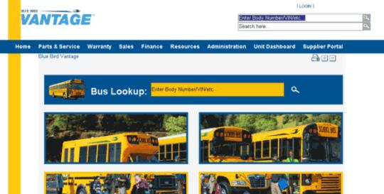 Blue Bird Vantage Western Bus Sales Inc. Click Here To Visit Blue Bird's Vantage Online Portal. Wiring. Blue Bird Wiring Diagram 2002 At Scoala.co
